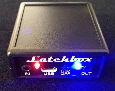 Switch Latchbox