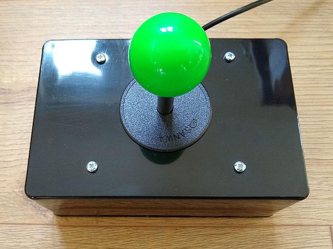Green ball top.