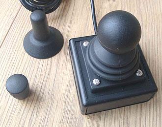 Zik Zak MINI Xbox Adaptive Controller compatible joystick.