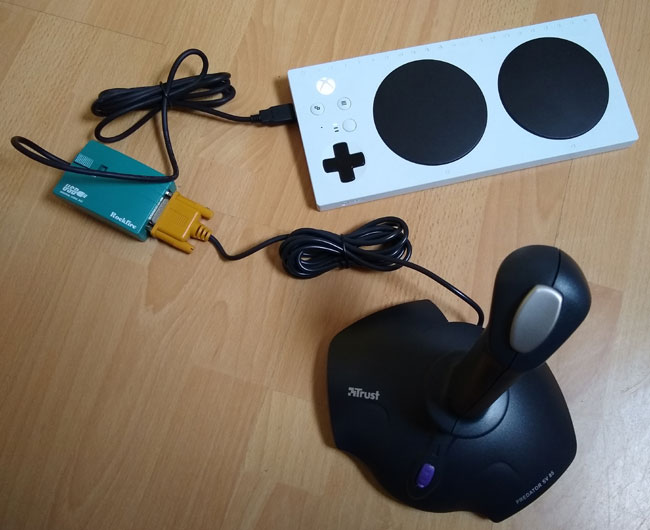 Xbox Adaptive Controller budget controller