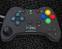 LP Pad accessible controller