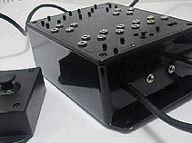 Image of Evil Controllers Adroit Controller with analogue boxes.