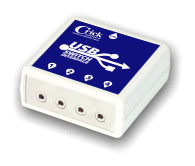 Crick USB Switch Interface.