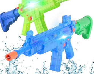 Switch Adapted Water Pistol.