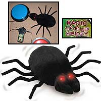 Adapted Radio Controlled Spider.
