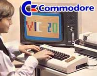 Commodore Vic 20 (1981).