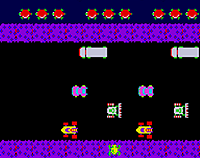 Frogger by Konami
