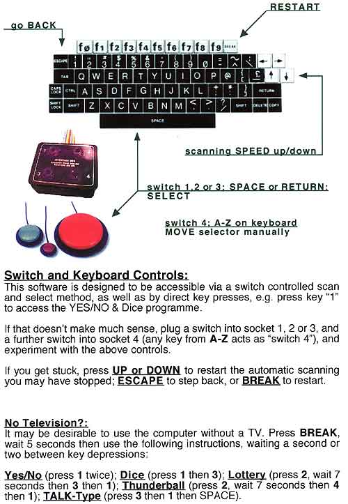 Switch Accessible BBC Micro - (page 2 of 5).