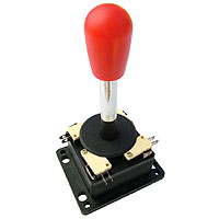 A digital joystick.