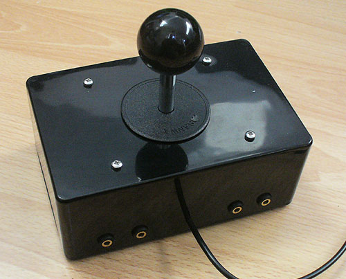 Ultra-Stik Analogue Joystick with Switch Interface