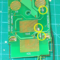 5. Solder to the PCB.