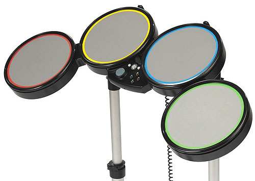 Harmonix Rock Band Drums - Ready for Adaptation!