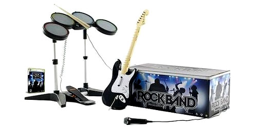 Harmonix Rock Band - Ready for Adaptation!