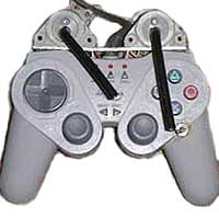 suck puff playstation controller