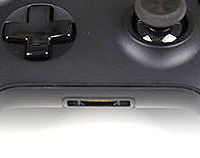 Image of an old-style Xbox One joypad connector.