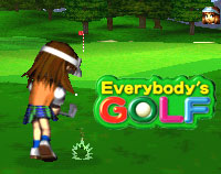 Game Reviews (Everybody's Golf for the Playstation pictured).